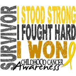 childhood cancer survivor