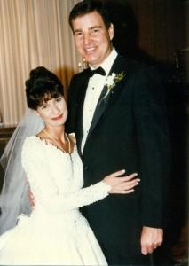 Angie and mark wedding