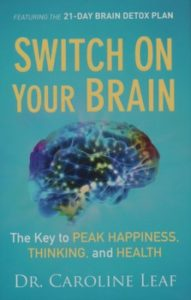 brain - switch on book cover